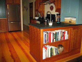 Red Pine Flooring